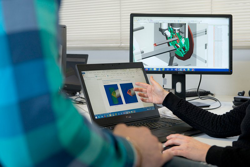 A major player on the world market for CAD/CAM software